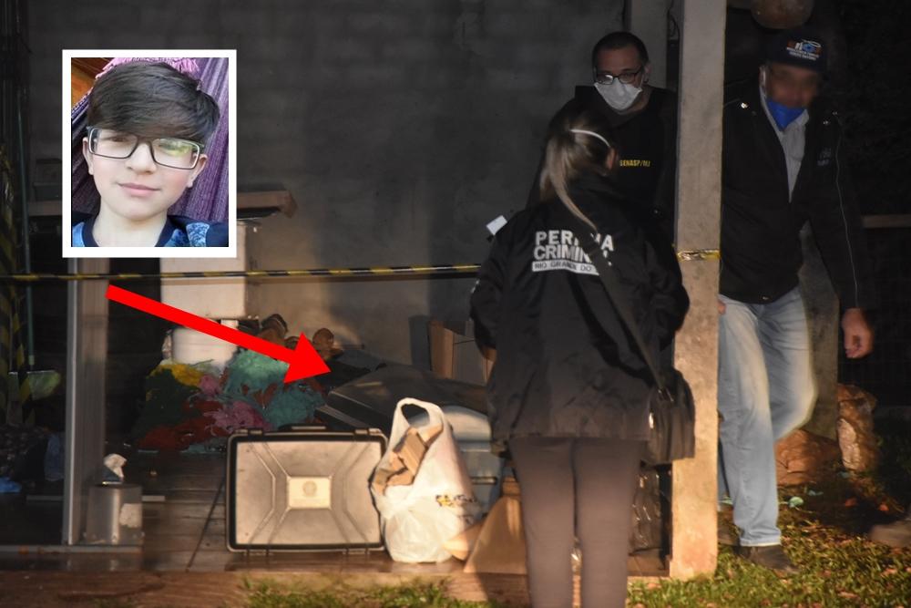 Mãe mata próprio filho estrangulado porque ele passava a noite jogando free fire