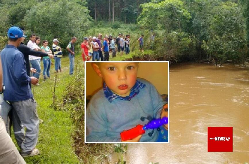 Mãe mata o filho de 3 anos e joga corpo em rio para poder fazer viagem de férias