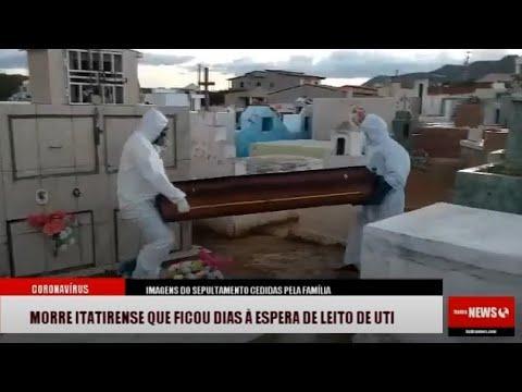 Morre itatirense que ficou dias à espera de UTI em Fortaleza